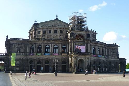 Carmen - Ein Besuch in Dresden