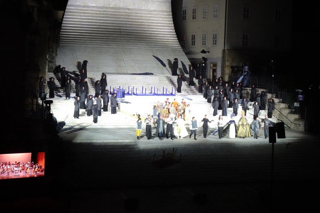 Oper an dem Domplatz - Orleanskaya deva